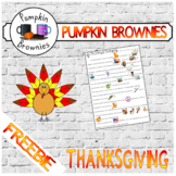 FREEBIE: Thanksgiving