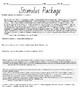 The Barack Obama Presidency - DBQs and Essay