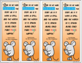 The Tale of Despereaux Novel Study Bookmark FREE