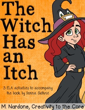 FREEBIE - The Witch Has an Itch