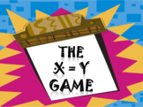 THINKING SKILLS: The X=Y Game - a fun game to develop inge