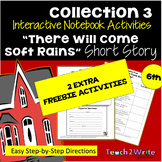 "FREEBIE ""There Will Come Soft Rains"" ELA HMH Collection 3"