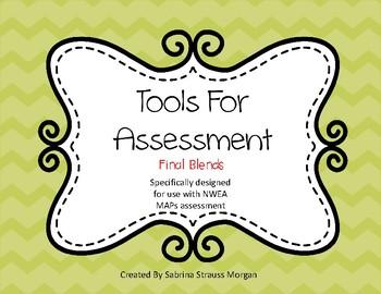 FREEBIE!!  Tools for Assessment - Final Blends