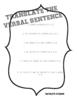 FREEBIE: Translating Verbal Sentences With Communicator Board for Partners