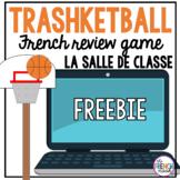 FREEBIE Trashketball la salle de classe