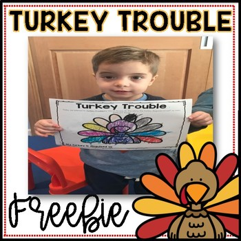 FREEBIE: Turkey Trouble Activity