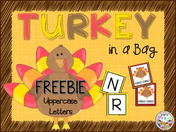 FREEBIE Turkey in a Bag Card Game