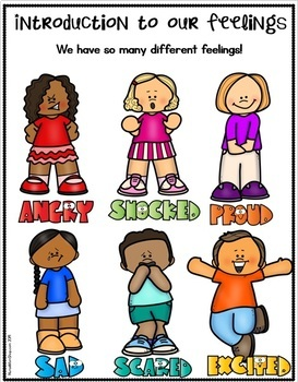FREEBIE: Understanding our FEELINGS