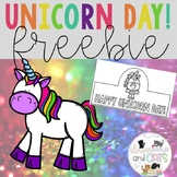 FREEBIE! Unicorn Day
