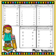 Uppercase & Lowercase Letter Match  ~ Draw A Line to Match