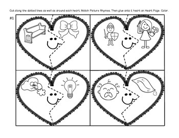 FREEBIE Valentine Rhymes For Followers