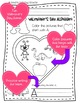FREEBIE Valentine's Day Alphabet (Letters A and B)