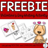 FREEBIE: Valentine's Day Card Literacy Activity
