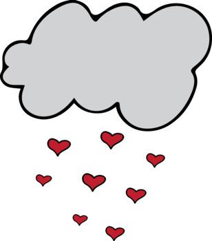 FREEBIE - Valentine's Day Clip Art Set - 16 images