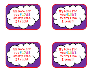 FREEBIE! Valentine's Day Student Gift Tags
