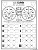 FREEBIE Valentines Addition Spinners/Roulettes d'addition pour la Saint-Valentin