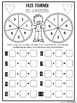 FREEBIE Valentines Addition Spinners/Roulettes d'addition