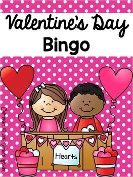 **FREEBIE** Valentine's Day Bingo