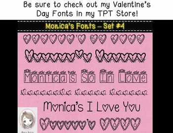 {FREEBIE} Valentine's Day Lips Clip Art - 30 Different Colors