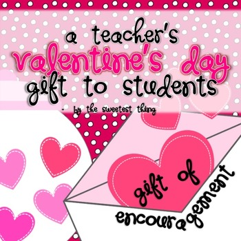 FREE [Valentine's Day] Gift Idea for Students