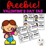 FREEBIE! Valentines Day Tag