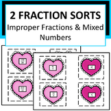 Fractions, Improper Fraction to Mixed Number & Reducing Fractions!