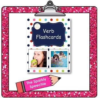 FREEBIE: Verb Flashcards