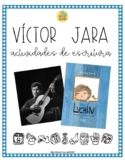 FREEBIE Víctor Jara Writing Project/ Spanish