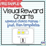 FREE Visual Reward Charts
