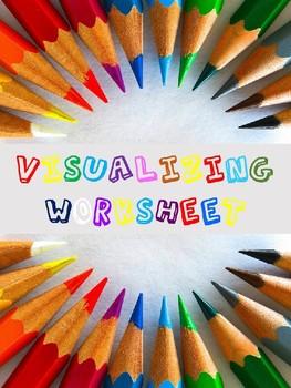 FREEBIE!! Visualizing Worksheet