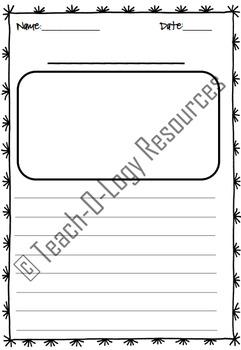 FREE WRITING TEMPLATE 2