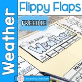 FREEBIE Weather Activities Interactive Notebook Lapbook