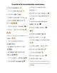 FREEBIE Weekend Chat Emoji Handout