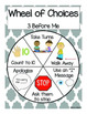 *FREEBIE* Wheel of Choices