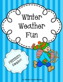 FREEBIE!! Winter Weather Fun