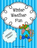 FREEBIE!! Winter Weather Fun