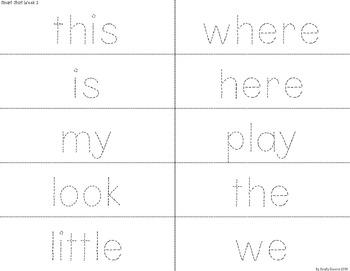 FREEBIE Wonders High Frequency Word Flash Cards-First Grade-SMART START