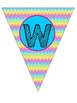 {FREEBIE} Word Wall Bunting Banner