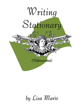 FREEBIE Writing Stationery