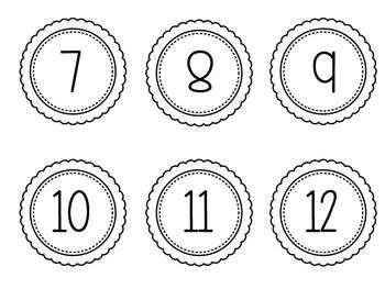 FREEBIE Numbers