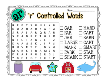 """""""r"""" Controlled Word Searches"""