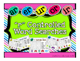 """r"" Controlled Word Searches"