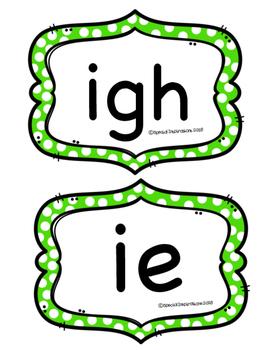FREEBIE! igh or ie Word Sort