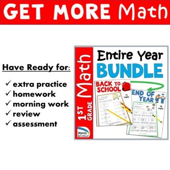 Make the Magic Number 10 FREEBIE:  Sum of ten, Add to 10 CCSS Worksheet Previews