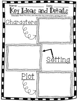 FREEBIEComprehension Worksheets