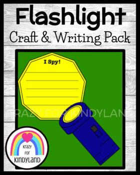 FREEBIE:Flashlight Craft and Writing