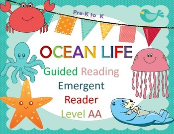 Guided Reading Ocean