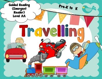 Guided Reading Traveling
