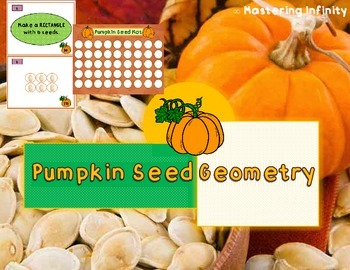 **FREEBIE**Pumpkin Seed GEOMETRY