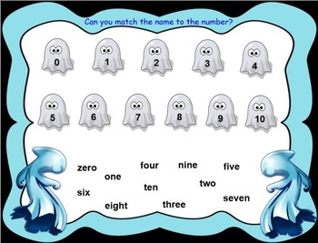 FREEBOO! Free Halloween Smartboard Activities - Maths Focus